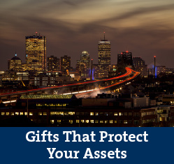 Gifts That Protect Your Assets Rollover